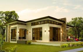bungalow house plans modern bungalow house plans in philippines modern house plan