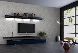 tv shelf and wallpaper back living room ideas pinterest tv