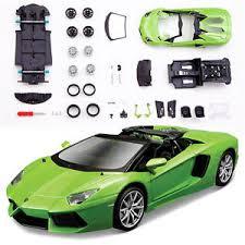 kit car lamborghini aventador 1 24 lamborghini aventador lp700 4 roadster assembly metal kit