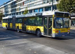 Baden Baden Linie Galerie Erste 287 Bus Bild De