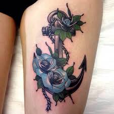 64 best anchor tattoos images on pinterest tattoo designs