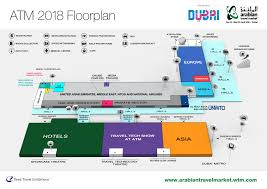 floor plan for arabian travel market arabian travel market view floorplan here