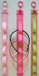 headband holder ideas for kids headband holders ribbon headbands and hair bow