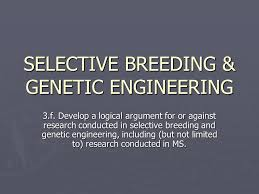 genetic engineering  amp  biotechnology