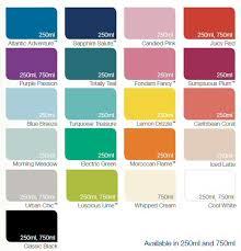 paint color chart dulux ideas dulux 962 roof membrane colour