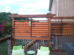 Replacing A Deck With A Patio Backyard Privacy Ideas Pinterest Home Outdoor Decoration