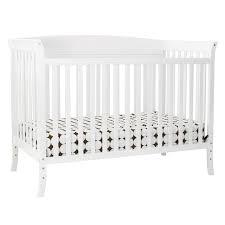 Davinci Emily Mini Crib White by Davinci Tyler 5 Piece Nursery Set In White Free Shipping