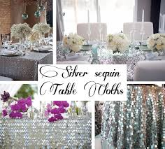 cheap tablecloth rentals layering sequin table linens sacramento bay area sequin