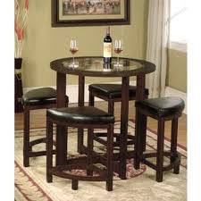 Glass Dining Room Sets Shop The Best Deals For Sep - Glass dining room table set