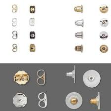 earring back types types of earring backs zeige earrings