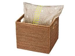 unique storage baskets bamboo wicker rattan woven seagrass