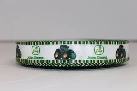 deere ribbon deere ribbon 7 8 3 yards 7 yard length by ribbonqueencanada