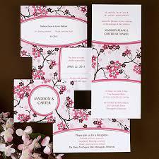 Cherry Blossom Wedding Invitations Sakura Wedding Invitations The Wedding Specialiststhe Wedding