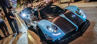 pagani zonda gold the five super cars owned by the qatar u0027s royal familycarmudi qatar
