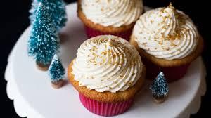 eggnog cupcakes with eggnog buttercream recipe
