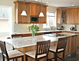 simple glass tile kitchen backsplash wonderful kitchen ideas open layout kitchen with wall removal granite island with green gray and burgundy green glass tile backsplash and cherry cabinets