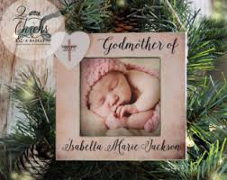 godmother ornament etsy