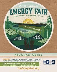 2017 energy fair program guide by mrea issuu