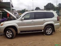 registered nigerian used lexus gx470 cars mobofree com