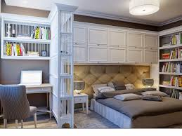 storage ideas for small bedroom silver steel pipe hanger attached