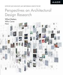 publishing art architecture design research perspectives on