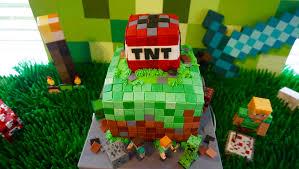 minecraft birthday party u2013 16 bit crafting