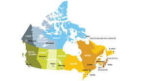map of the provinces of canada tax season 2015 where in canada do you pay the most tax