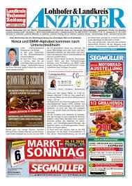 Baugrundst K Lohhofer U0026 Landkreis Anzeiger 44 16 By Zimmermann Gmbh Druck
