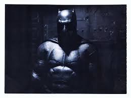 zack snyder shares photo batman batman