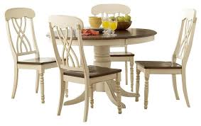 round farmhouse dining table round farmhouse dining table and chairs marceladick com