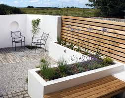 stunning ideas white garden wall modern design 1000 images about