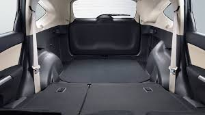 Honda Crv Interior Dimensions The Honda Cr V Wins When It Comes To Cargo Space