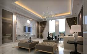 beautiful livingroom beautiful living room chic floor tiles tv chandelier home design