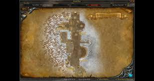 World Of Warcraft Map by Ulduar Map Wow Screenshot Gamingcfg Com