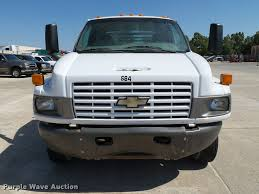 2003 chevrolet c4500 flatbed truck item db4066 sold aug