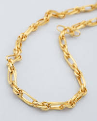 figaro necklace men images Buy designer mens chains gold plated contemporary men 39 s chain jpg