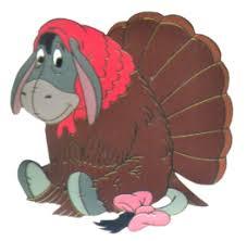 happy thanksgiving from diz thru brown diz thru brown