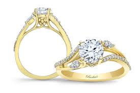 gold engagement rings yellow gold engagement rings designed by barkev s