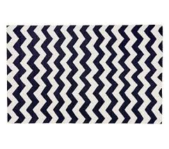 Pottery Barn Zig Zag Rug Pottery Barn Chevron Rug Chevron Wool Rug Navy Pottery Barn