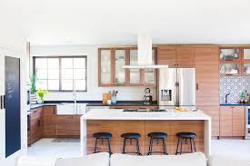 1940s kitchen transformation u2014 mid century modern interior