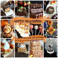 feeding my addiction happy halloweek healthier halloween recipe