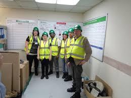 In The Green Kitchen - sheffield teaching hospital