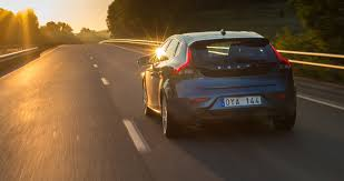 the all new volvo v40 model year 2013 volvo car group global
