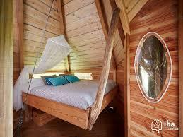 chambre cabane dans les arbres location cabane dans un arbre à moulicent iha 76695