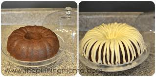 chocolate turtle nothing bundt cake