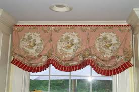 french country kitchen window valances blue gingham curtains