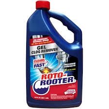 Kitchen Sink Clog Remover by Roto Rooter Clog Remover 64 Oz Walmart Com