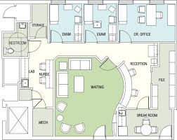 office design office plan and design 3d office floor plan design