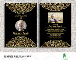 funeral announcement or invitation invitation templates