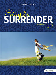 simple surrender leader book lifeway students hayley dimarco